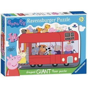 "Ravensburger (05530) - ""London Bus"" - 24 piezas"
