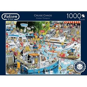 """Falcon (11198) - Graham Thompson: """"Cruise Chaos"""" - 1000 piezas"""