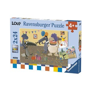 "Ravensburger (09158) - ""Loup"" - 24 piezas"