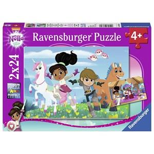 "Ravensburger (07831) - ""Nella The Princess Knight"" - 24 piezas"