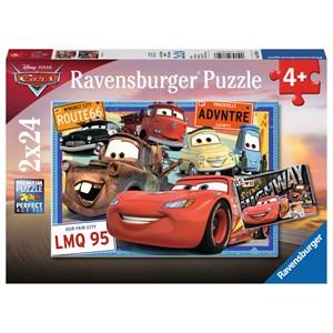 "Ravensburger (07819) - ""Cars"" - 24 piezas"