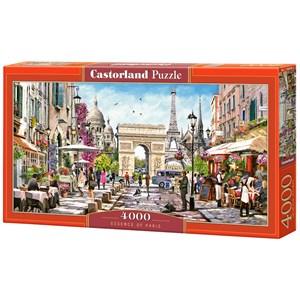 """Castorland (C-400294) - """"Essence of Paris"""" - 4000 piezas"""
