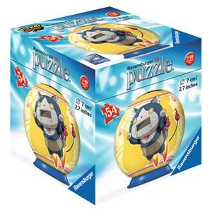 "Ravensburger (79936-11922-01) - ""Yo-Kai Watch"" - 54 piezas"