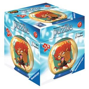 "Ravensburger (79936-11922-04) - ""Yo-Kai Watch"" - 54 piezas"