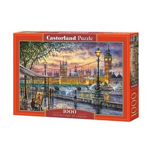 "Castorland (C-104437) - ""Inspirations of London"" - 1000 piezas"