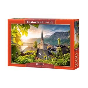 """Castorland (C-104543) - """"Postcard from Hallstatt"""" - 1000 piezas"""