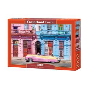 "Castorland (C-104550) - ""Old Havana"" - 1000 piezas"