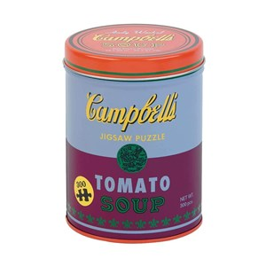 """Chronicle Books / Galison (9780735353886) - Andy Warhol: """"Campbell's Soup"""" - 300 piezas"""