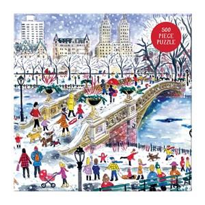 "Chronicle Books / Galison (9780735356863) - Michael Storrings: ""Bow Bridge in Central Park"" - 500 piezas"