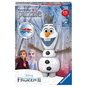 "Ravensburger (11157) - ""Frozen 2"" - 54 piezas"