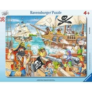 "Ravensburger (06165) - ""Pirates"" - 36 piezas"