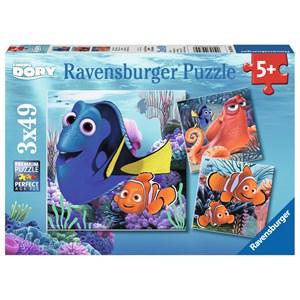 "Ravensburger (09345) - ""Finding Dory"" - 49 piezas"