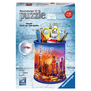 "Ravensburger (11201) - ""Pencil Cup, Skyline"" - 72 piezas"