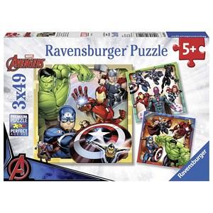 "Ravensburger (08040) - ""Marvel Avengers"" - 49 piezas"