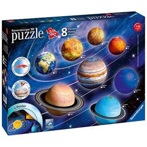 "Ravensburger (11668) - ""Solar System"" - 522 piezas"