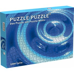 "Puls Entertainment (66666) - ""Puzzle-Puzzle²"" - 1000 piezas"