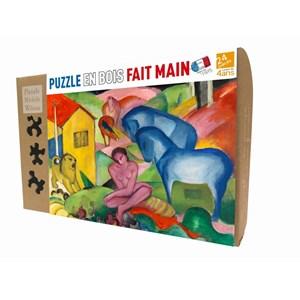 """Puzzle Michele Wilson (S160-24) - Franz Marc: """"The Dream"""" - 24 piezas"""
