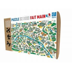 """Puzzle Michele Wilson (K685-100) - """"Paris Labyrinths"""" - 100 piezas"""