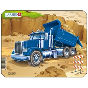 "Larsen (Z3-4) - ""Construction"" - 7 piezas"