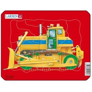"Larsen (Z1-3) - ""Bulldozer"" - 10 piezas"