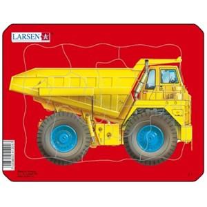 """Larsen (Z1-1) - """"Dump Truck"""" - 10 piezas"""