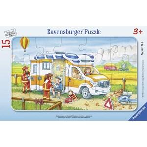 "Ravensburger (06170) - ""Ambulance"" - 15 piezas"