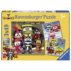 "Ravensburger (08047) - ""Robot Trains"" - 49 piezas"