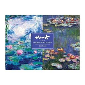 """Chronicle Books / Galison (9780735358133) - Claude Monet: """"Monet"""" - 500 piezas"""
