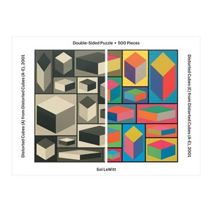 "Chronicle Books / Galison (9780735357884) - ""Sol Lewitt"" - 500 piezas"