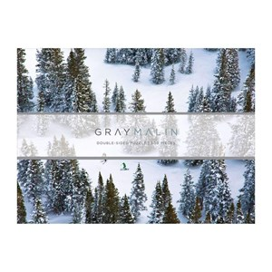 "Chronicle Books / Galison (9780735357228) - Gray Malin: ""The Snow"" - 500 piezas"