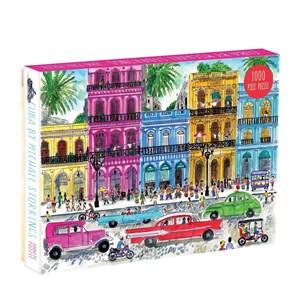 "Chronicle Books / Galison (9780735355330) - ""Cuba"" - 1000 piezas"