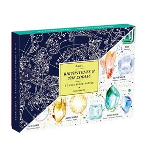 "Chronicle Books / Galison (9780735354258) - ""Cosmos Birthstones & The Zodiac"" - 500 piezas"