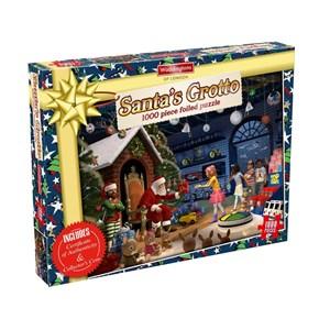 "Waddingtons (5036905033244) - ""Santa's Grotto"" - 1000 piezas"
