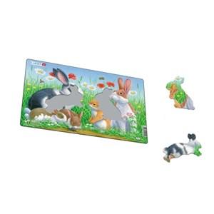 """Larsen (CU3-1) - """"Cute Animals"""" - 8 piezas"""