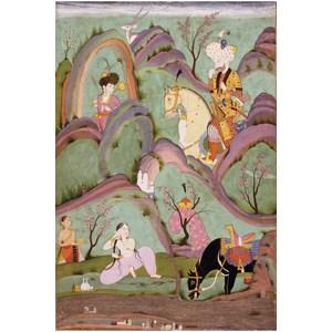 "Puzzle Michele Wilson (A671-650) - ""Persian Art"" - 650 piezas"