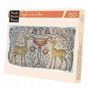 "Puzzle Michele Wilson (A658-150) - ""Byzantine art"" - 150 piezas"