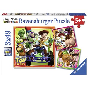 "Ravensburger (08038) - ""Toy Story"" - 49 piezas"