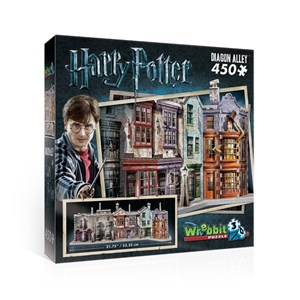 "Wrebbit (Wrebbit-Set-Harry-Potter-4) - ""Set Harry Potter"" - 3930 piezas"
