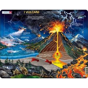 """Larsen (NB2-IT) - """"Volcanos - IT"""" - 70 piezas"""