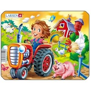 "Larsen (Z11-2) - ""Farmkids"" - 9 piezas"