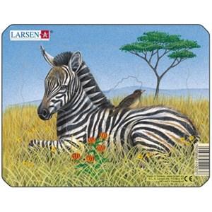 "Larsen (M9-3) - ""Zebra"" - 9 piezas"