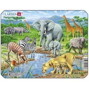 "Larsen (Z8-1) - ""Exotic Animals"" - 11 piezas"