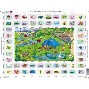 "Larsen (EN4-GB) - ""Learning English in the Countryside"" - 70 piezas"