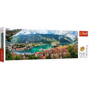 "Trefl (29506) - ""Kotor, Montenegro"" - 500 piezas"