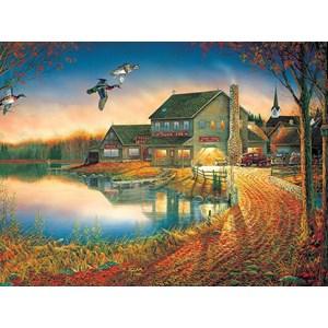 """SunsOut (29037) - Sam Timm: """"Duck Inn"""" - 1000 piezas"""