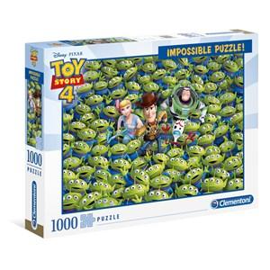 """Clementoni (39499) - """"Toy Story 4"""" - 1000 piezas"""