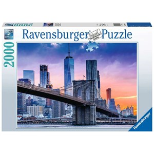 "Ravensburger (16011) - ""New York Skyline"" - 1000 piezas"
