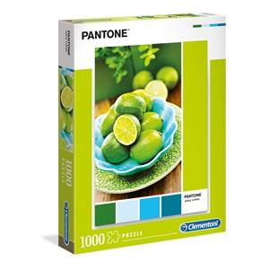 "Clementoni (39492) - ""Juicy Limes"" - 1000 piezas"