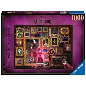 """Ravensburger (15022) - """"Captain Hook"""" - 1000 piezas"""