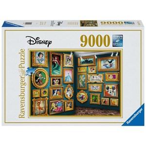 "Ravensburger (14973) - ""Disney Museum"" - 9000 piezas"